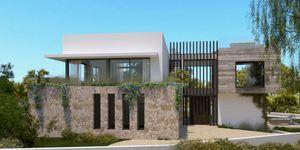 Moderní novostavba v blízkosti pláže v Cala Falco, Cala Vinyas (Thumbnail 2)