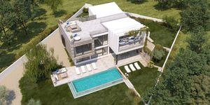 Moderní novostavba v blízkosti pláže v Cala Falco, Cala Vinyas (Thumbnail 4)