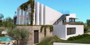 Moderní novostavba v blízkosti pláže v Cala Falco, Cala Vinyas (Thumbnail 5)