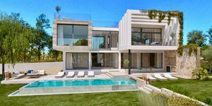 Moderní novostavba v blízkosti pláže v Cala Falco, Cala Vinyas (Thumbnail 1)