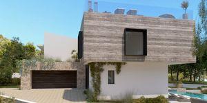Moderní novostavba v blízkosti pláže v Cala Falco, Cala Vinyas (Thumbnail 3)