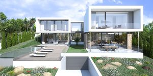 Project of a modern house in Sol de Mallorca (Thumbnail 1)