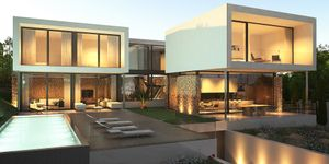 Project of a modern house in Sol de Mallorca (Thumbnail 2)