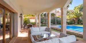 Villa im mediterr. Stil  mit Panorama Meerblick in Santa Ponsa (Thumbnail 4)