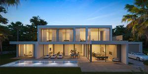 Nová luxusní vila v Santa Ponse, Malorka (Thumbnail 4)