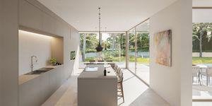 Nová luxusní vila v Santa Ponse, Malorka (Thumbnail 8)