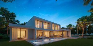 Nová luxusní vila v Santa Ponse, Malorka (Thumbnail 5)