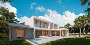 Nová luxusní vila v Santa Ponse, Malorka (Thumbnail 1)