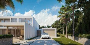 Nová luxusní vila v Santa Ponse, Malorka (Thumbnail 3)