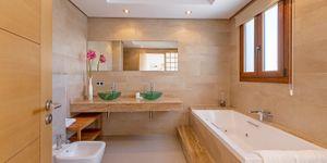 Villa in Cala D´Or - Modernes Chalet mit Ferienvermietlizenz (Thumbnail 9)