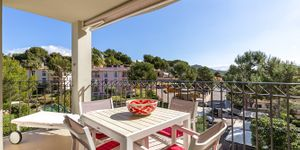 Apartment in Camp de Mar - Wohnung in mediterraner Anlage nah am Strand (Thumbnail 3)