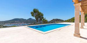 Středomořská nově postavená vila s exkluzivním výhledem na moře v Port Andratx (Thumbnail 3)