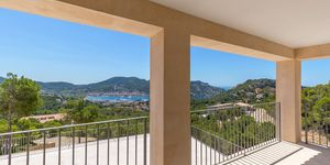 Středomořská nově postavená vila s exkluzivním výhledem na moře v Port Andratx (Thumbnail 5)
