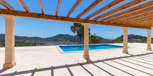 Středomořská nově postavená vila s exkluzivním výhledem na moře v Port Andratx (Thumbnail 10)