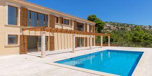 Středomořská nově postavená vila s exkluzivním výhledem na moře v Port Andratx (Thumbnail 2)