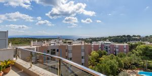 Penthouse for sale with sea view in Mallorca southwest (Thumbnail 1)