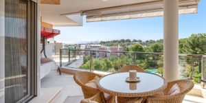 Penthouse for sale with sea view in Mallorca southwest (Thumbnail 4)