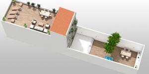 Apartment in Palma - Wunderschöne Wohnung mit Terrasse (Thumbnail 9)