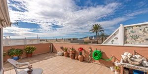 Penthouse in Palma - Wohnung mit Meerblick und Terrasse in Molinar (Thumbnail 1)