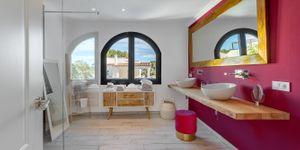 Villa in Sol de Mallorca - Komplett sanierte mit Meerblick (Thumbnail 9)