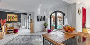 Villa in Sol de Mallorca - Komplett sanierte mit Meerblick (Thumbnail 4)