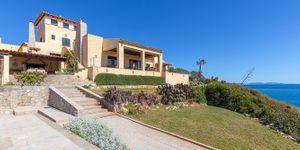 Villa in Cala Murada - Anwesen in erster Meereslinie mit Gästehaus (Thumbnail 1)
