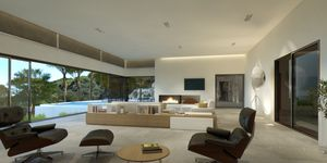 New build villa with pool in Sol de Mallorca (Thumbnail 4)