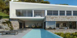 New build villa with pool in Sol de Mallorca (Thumbnail 3)