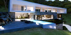 New build villa with pool in Sol de Mallorca (Thumbnail 2)