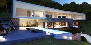 Neubauvilla mit Pool in Sol de Mallorca (Thumbnail 5)
