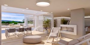New villa for sale in Nova Santa Ponsa (Thumbnail 3)