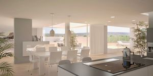 Neubau Villa in Nova Santa Ponsa mit Meerblick (Thumbnail 4)