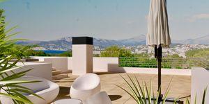 Neubau Villa in Nova Santa Ponsa mit Meerblick (Thumbnail 1)