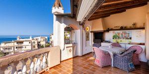 Penthouse mit diversen Terrassenbereichen und Strandzugang (Thumbnail 6)