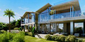 Project of a modern villa in Nova Santa Ponsa (Thumbnail 5)