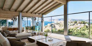 Project of a modern villa in Nova Santa Ponsa (Thumbnail 2)