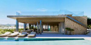 Project of a modern villa in Nova Santa Ponsa (Thumbnail 1)