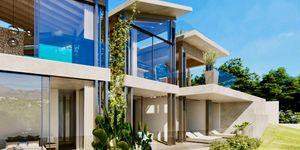 Project of a modern villa in Nova Santa Ponsa (Thumbnail 4)