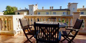 Sonnige Penthouse Wohnung am Golfplatz Maioris (Thumbnail 2)