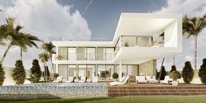 Projekt einer Luxus Villa in Strandnähe im Südwesten der Insel (Thumbnail 1)
