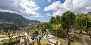 Mediterranean finca with panoramic views in Valldemossa (Thumbnail 1)