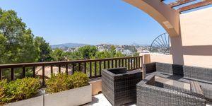 Moderne Duplex Wohnung mit Panoramablick über den Ort (Thumbnail 1)