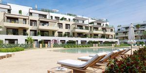 Krásné apartmány na prodej poblíž pláže v Santa Ponsa, Malorka (Thumbnail 10)