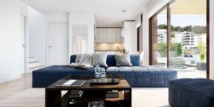 Krásné apartmány na prodej poblíž pláže v Santa Ponsa, Malorka (Thumbnail 5)