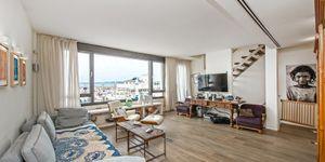 Penthouse in Palma - Einzigartige Wohnung mit Meerblick direkt am Hafen von Portixol (Thumbnail 4)