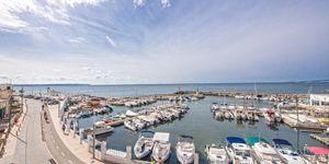 Penthouse in Palma - Einzigartige Wohnung mit Meerblick direkt am Hafen von Portixol (Thumbnail 2)