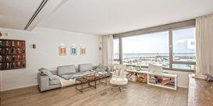 Penthouse in Palma - Einzigartige Wohnung mit Meerblick direkt am Hafen von Portixol (Thumbnail 3)