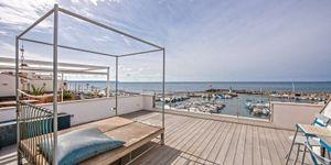 Penthouse in Palma - Einzigartige Wohnung mit Meerblick direkt am Hafen von Portixol (Thumbnail 9)