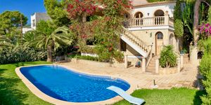 Meerblick Villa im mediterranen Stil unweit in den Ort (Thumbnail 2)