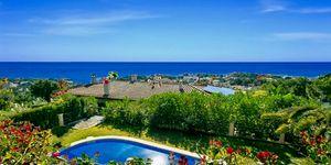 Meerblick Villa im mediterranen Stil unweit in den Ort (Thumbnail 3)